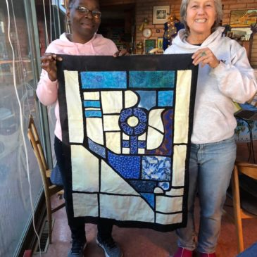 Nevada Peace Quilt series